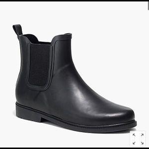 Brand New J. Crew Factory Chelsea Rain Boots
